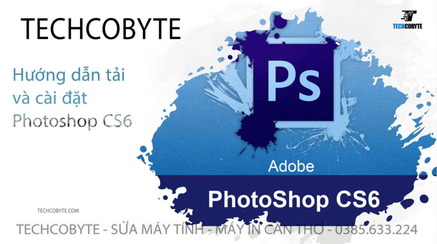Tải photoshop cs6